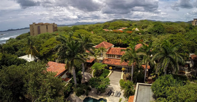 8 Bedroom Hacienda in Costa Rica with Private Beach