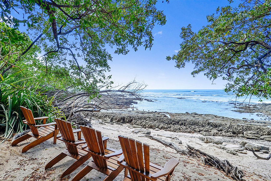 Luxury Retreat You Design Yourself on Pacific Coast of Costa Rica