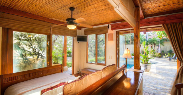 Villa House for Rent in Costa Rica with Kitchen Staff and Chef