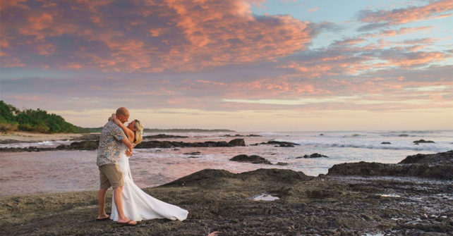 Costa Rica Luxury Wedding Venue and Beach Villa