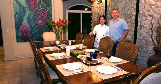 Tamarindo Villa Rental with Private Chef