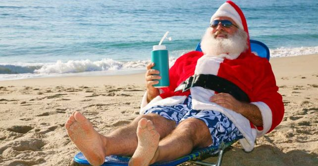 Last Minute Christmas Vacations 2017 for Your Group of Sun Loving Travelers