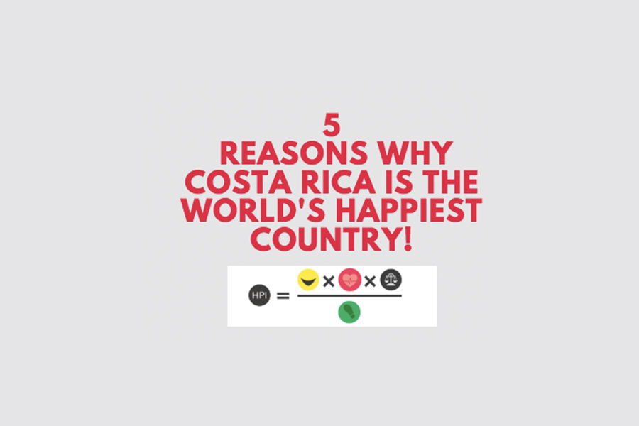 Why is Costa Rica the World's Happiest Country?