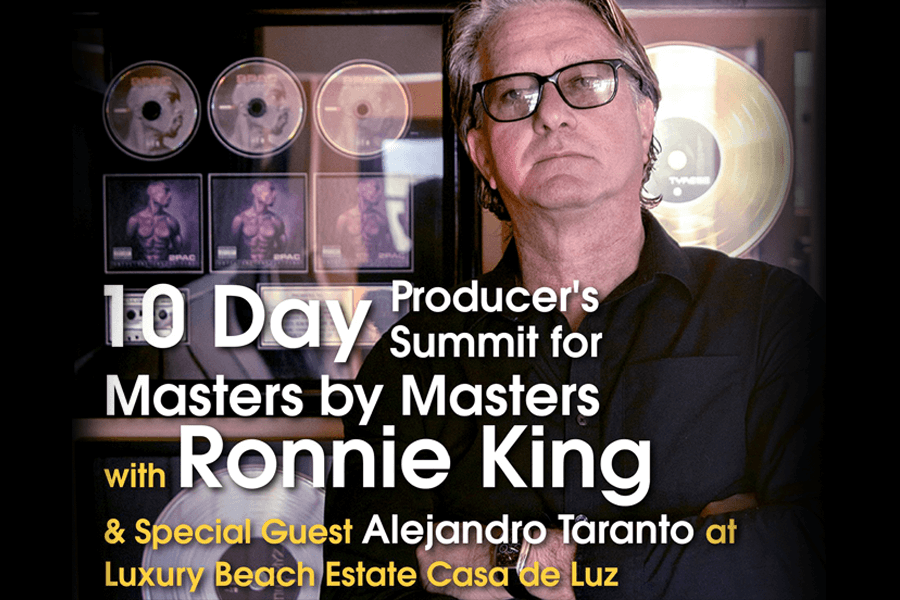 "Casa De Luz to Host the ""Producer's Summit For Masters by Masters"""